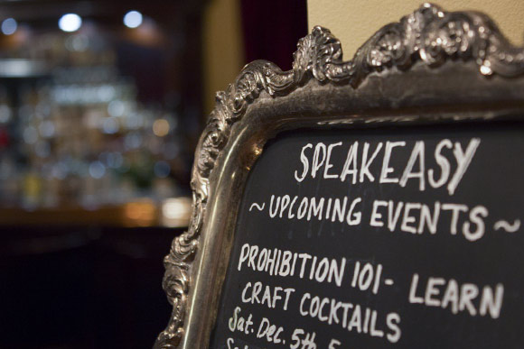 The Speakeasy at Quintana's