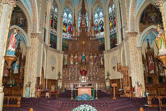 Shrine Church of St. Stanislaus