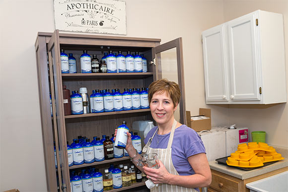 Owner Debbie Brink of Pure Enchantment