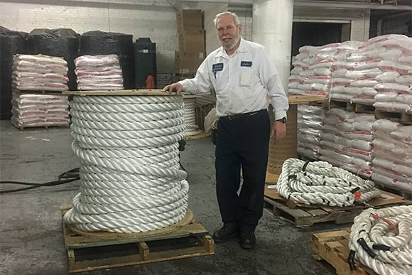 John Polder has worked sales at Samsel Supply for 14 years