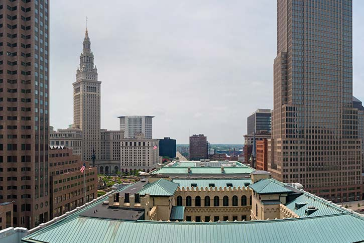 Cleveland City Scapes
