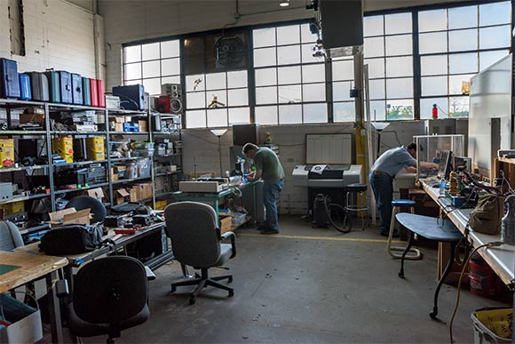 Makers' Alliance Weekly Makerspace Open House at the Shaker Heights Dealership
