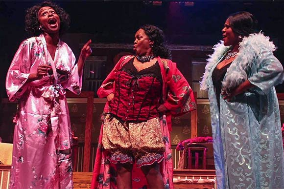 Karamu's Blues in the Night production
