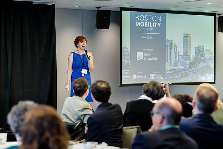 Meeting of the Minds Boston Mobility Summit June 2017