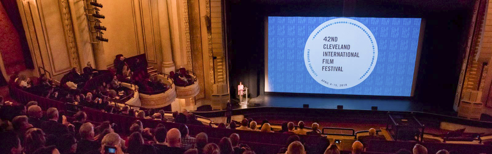 "Opening night film ""The Drummer and the Keeper"" at the Allen Theater in Playhouse Square <span class='image-credits'>Bob Perkoski</span>"