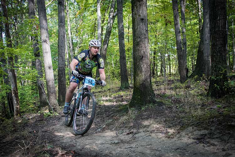 Mountain bike Royalview at Mill Stream Run Reservation
