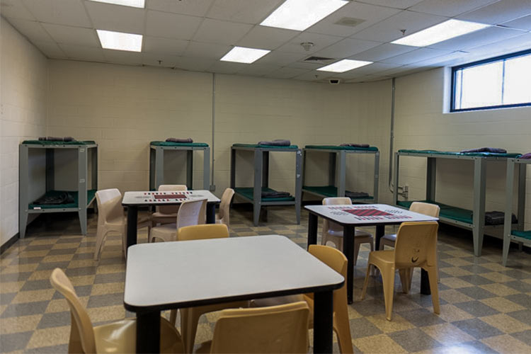 Comprehensive Reentry Programming Center at the former Bedford Heights jail facility