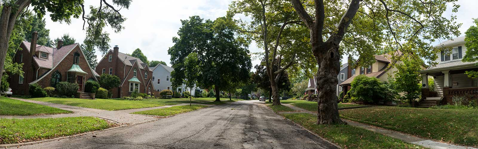 Old Brooklyn South Hills neighborhood <span class='image-credits'>Bob Perkoski</span>