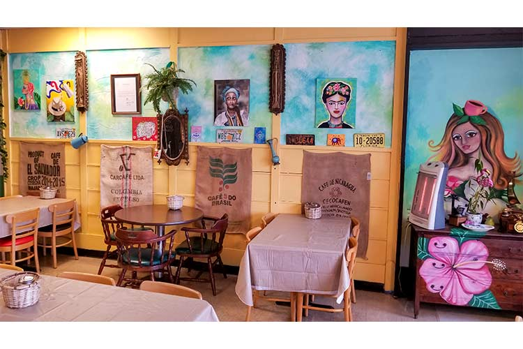 Sabor Miami Cafe and Gallery