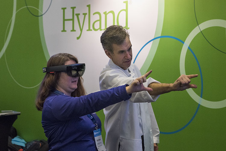 Virtual tour of Hyland at Blockland Cleveland