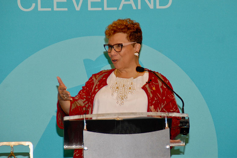 Marsha A. Mockabee, President & CEO, Urban League of Greater Cleveland