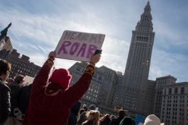 Women's March Anniversary: Power To The Polls NE Ohio
