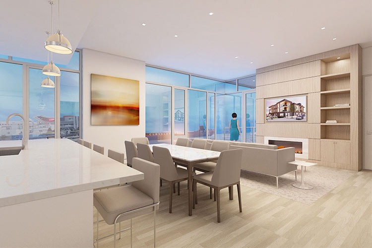 Harbor Verandas rendering