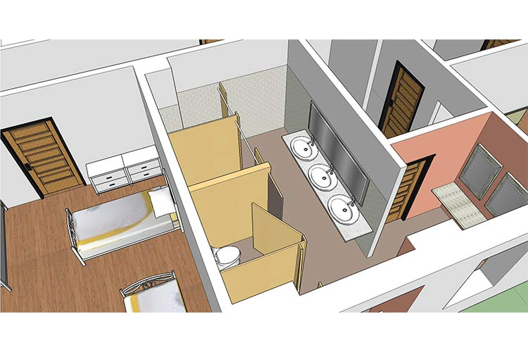 The 12-bed residence will provide safe housing for adult female human trafficking victims