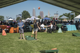 Cleveland Metroparks Taste on the Lake festival 2018