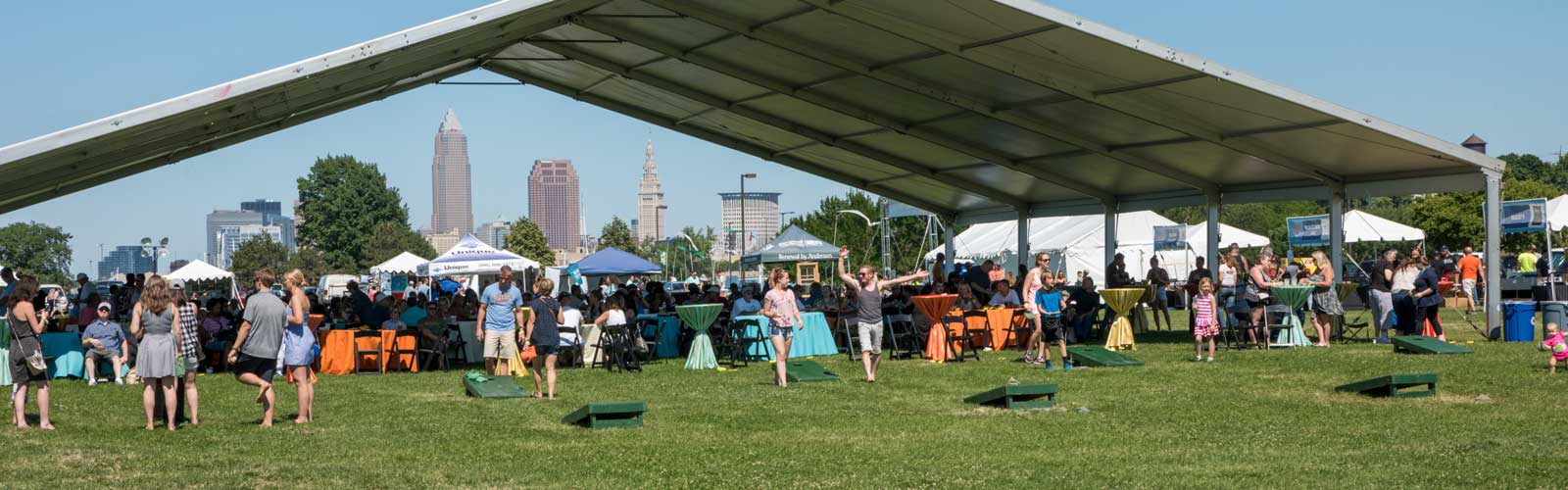 Cleveland Metroparks Taste on the Lake festival 2018 <span class='image-credits'>Bob Perkoski</span>