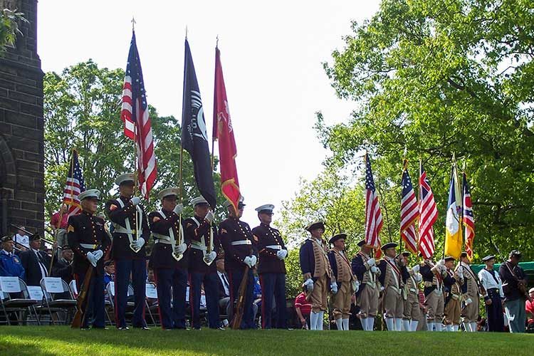 Lake View Cemetery Memorial Day Celebration