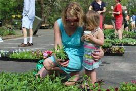 Nature Center at Shaker Lakes Annual Plant Sale