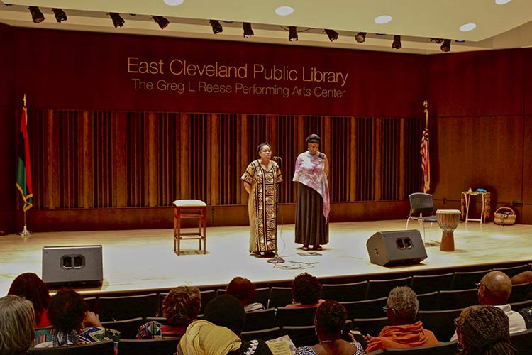 Cleveland Association of Black Storytellers