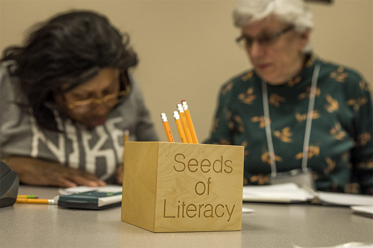 Seeds of Literacy east side location