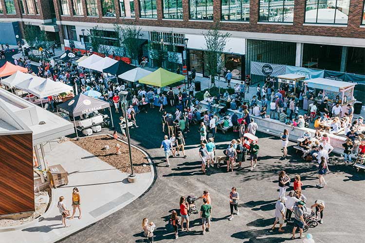 The Cleveland Flea's new East Side Flea