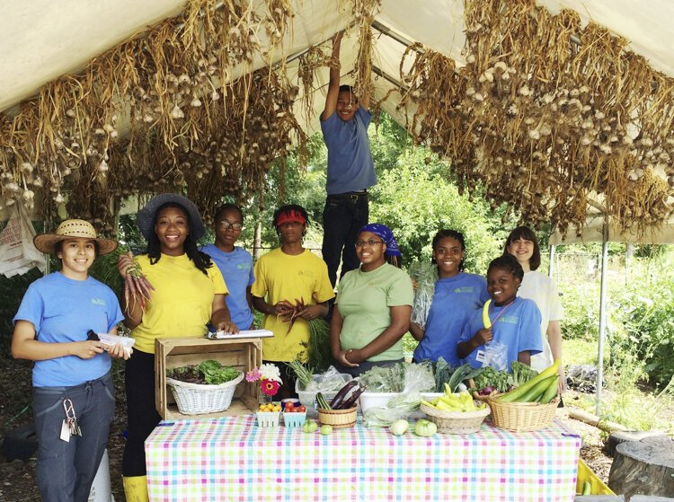 The farm stand is open for business every Wednesday from 2 to 5:30 p.m. through Oct. 23.