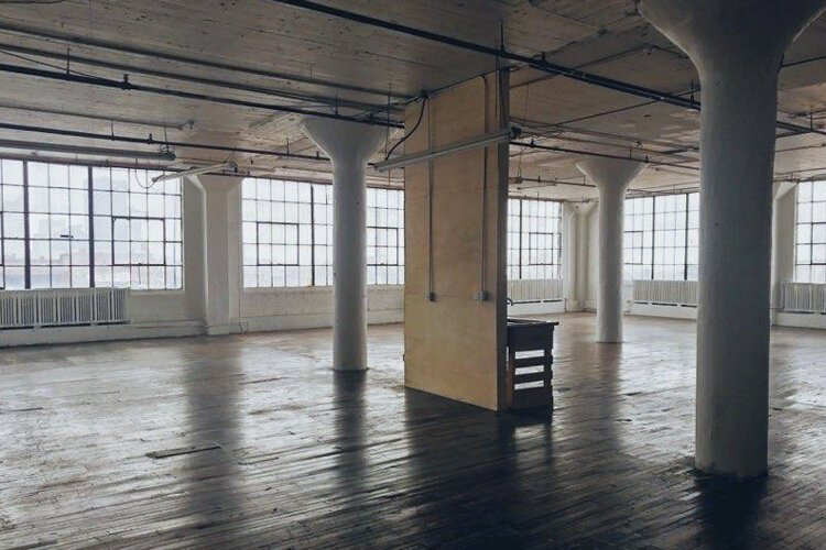 Fp Creative likes to hold its events in loft spaces or warehouses.