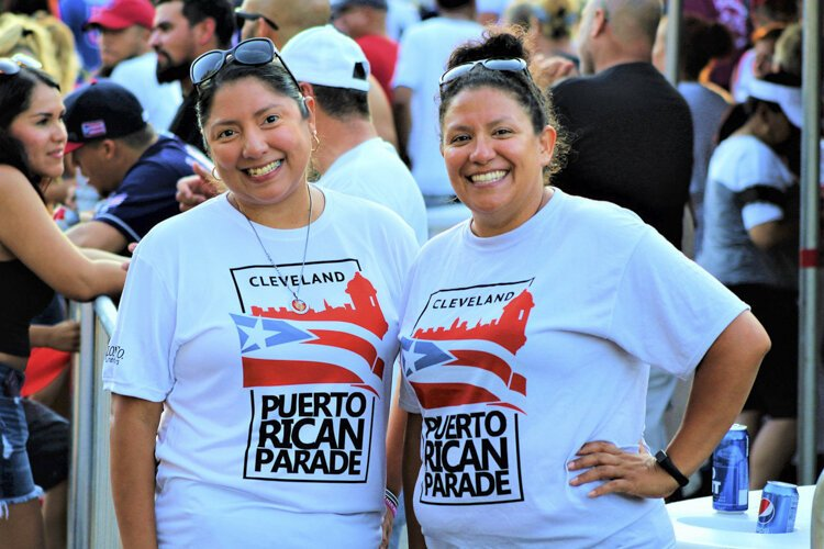 Cleveland's Clark-Fulton neighborhood came alive Aug. 4 for the Puerto Rican Parade and Festival.