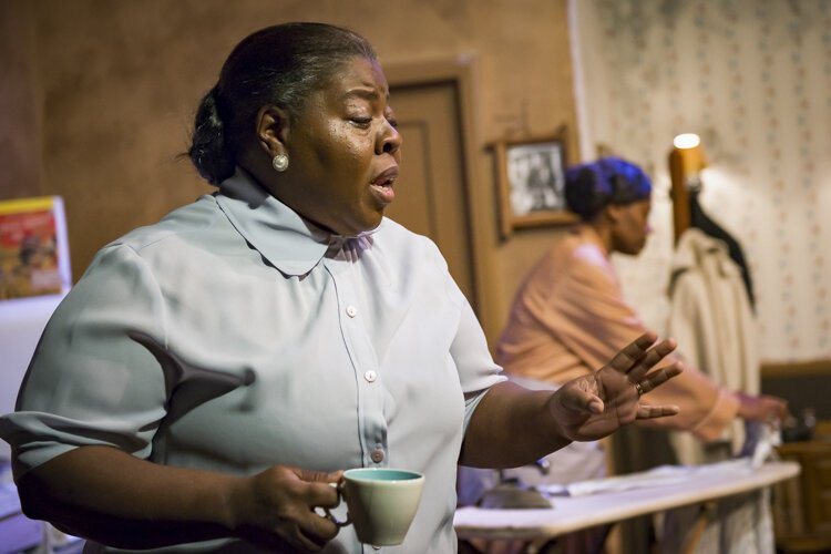 """A Raisin in the Sun"" was part of Ensemble Theatre's 2019 ""What Happens to a Dream Deferred?"" project."