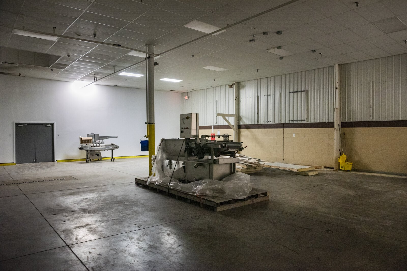 Cleveland Kraut will expand into this space at Central Kitchen in a few weeks.