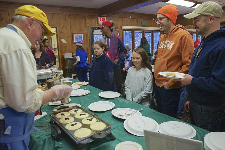 Pancake Breakfast with the Birds at Nature Center at Shaker Lakes