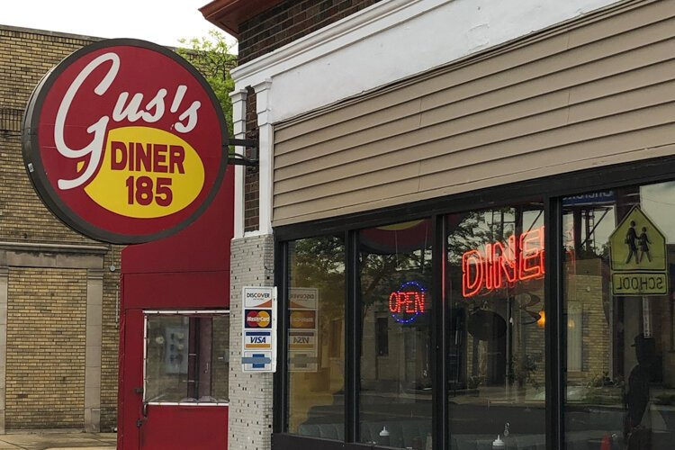 Gus's Diner - Collinwood business