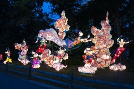 2019 Asian Lantern Festival - Cleveland Metroparks Zoo