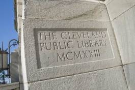 Cleveland Public Library Main Branch Downtown