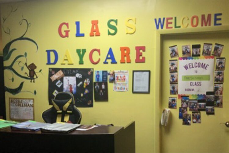 Taneka Veaseley-Glass and her husband started Glass Daycare in their home with nine children back in 2005.