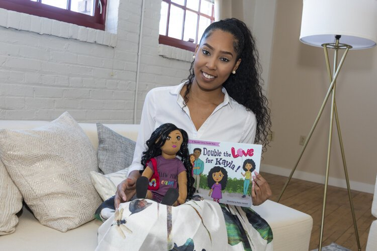 The Karis Doll Collection books tell the dolls' story, and are interactive, with pages to color and doodle on as well as games to play.