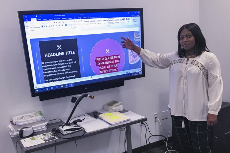 As an instructional designer, Sonya Holland creates online courses and content for companies that need leadership and soft skills training for employees.