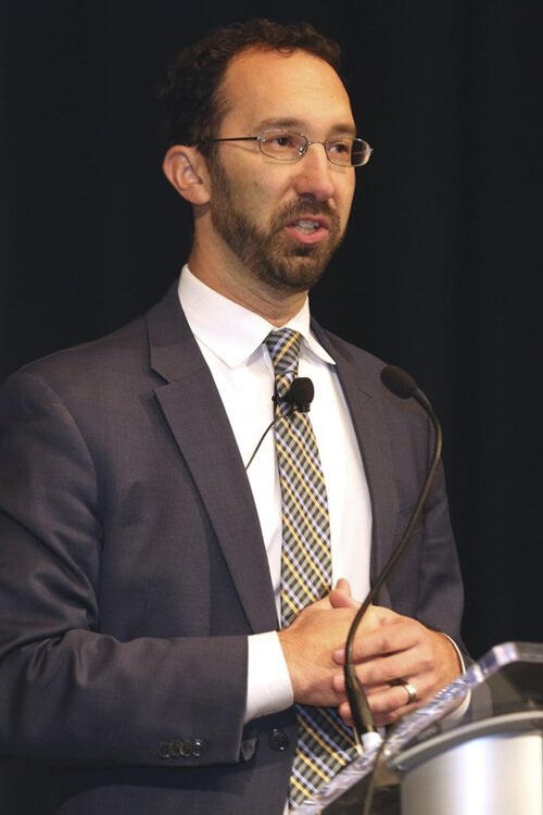 """We've made a lot of progress, but it feels like we're still at the beginning in many ways on some of our big goals,"" said Matt Gray, Chief of Sustainability for the city of Cleveland, at Sustainable Cleveland 2019 on Oct. 16."