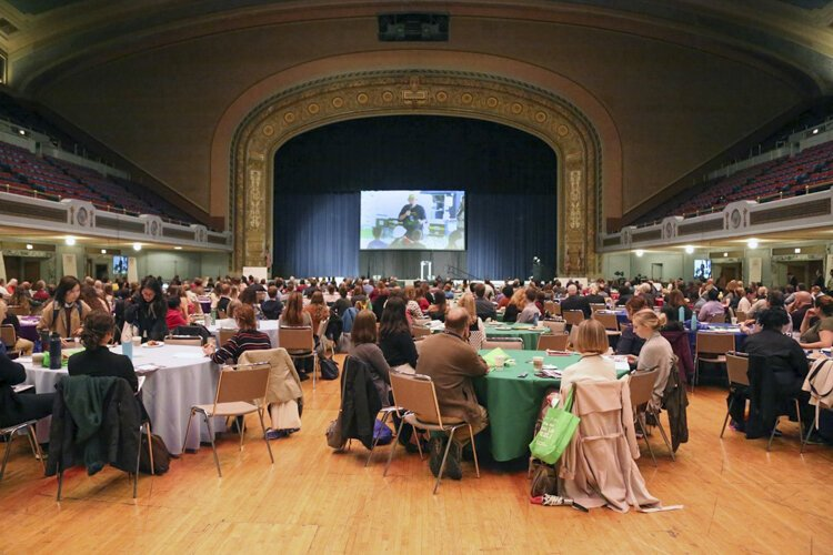 The final event of Sustainable Cleveland 2019 took place Oct. 16 in Public Auditorium.