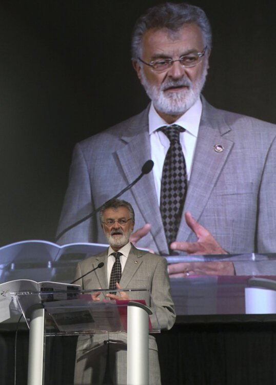 """This is 2019, but it is not the end,"" Cleveland Mayor Frank Jackson told attendees Oct. 16. ""It's just a way of transitioning from one approach to life to another approach."""