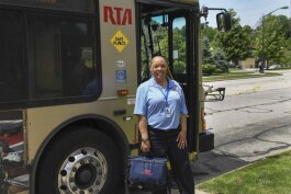 Cheryl Duncan utilized Fairfax Workforce Development Program and is now employed at RTA.