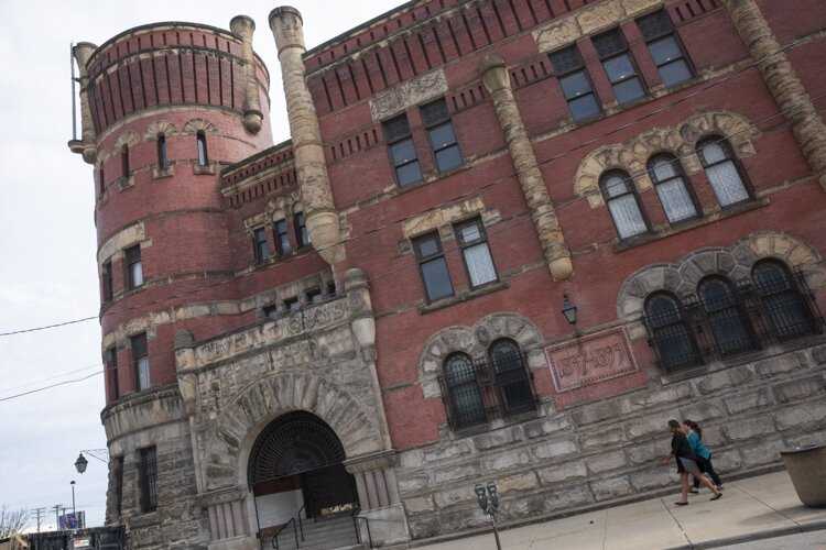 The Cleveland Grays Armory, America's oldest independent armory, has hosted public and private events since 1893.