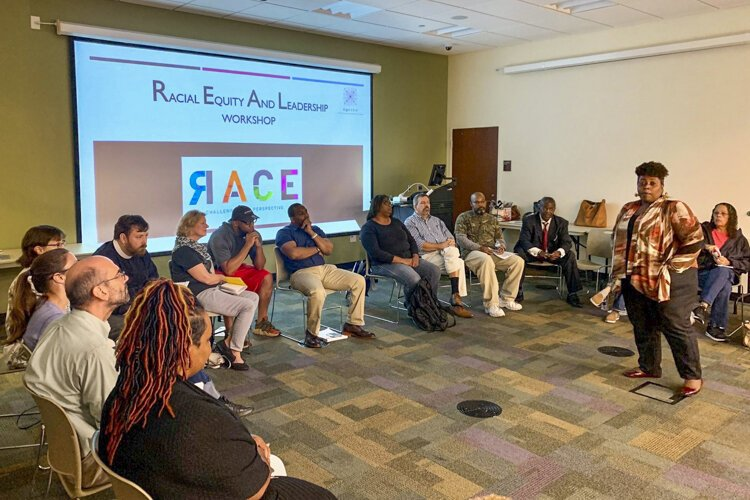 City of South Euclid's fourth Diversity Forum in October 2019 exploring the important topic of Racial Equity & Leadership.