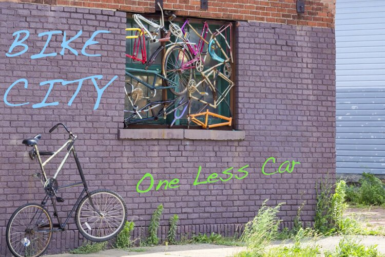 "In production, ""Bike City"" identifies how the wider adoption of bicycles for travel around Cleveland can impact our contribution to the climate crisis."