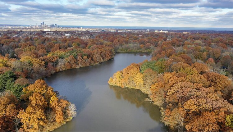 "At the center of the 1960s struggle depicted in ""Freeway City"" is the preservation of the beloved Shaker Lakes, which would have been eliminated had proposed East Side freeways been built."