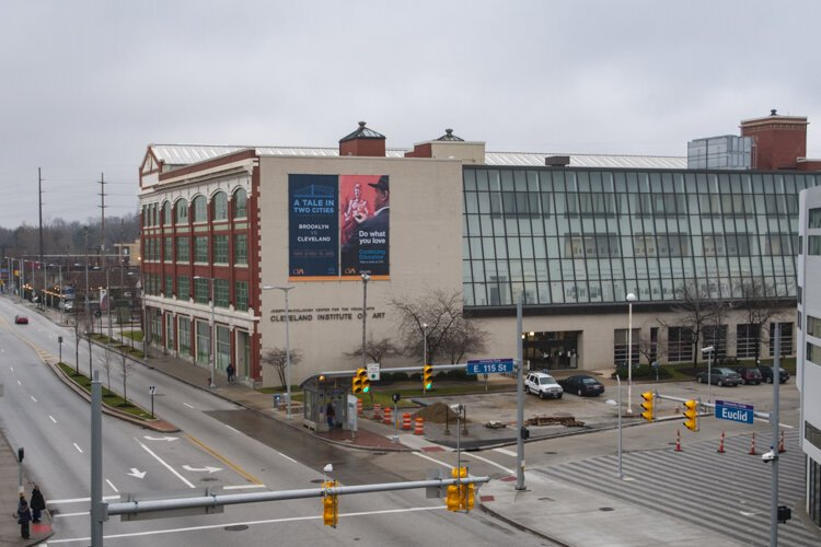 The Cleveland Institute of Art in 2012.