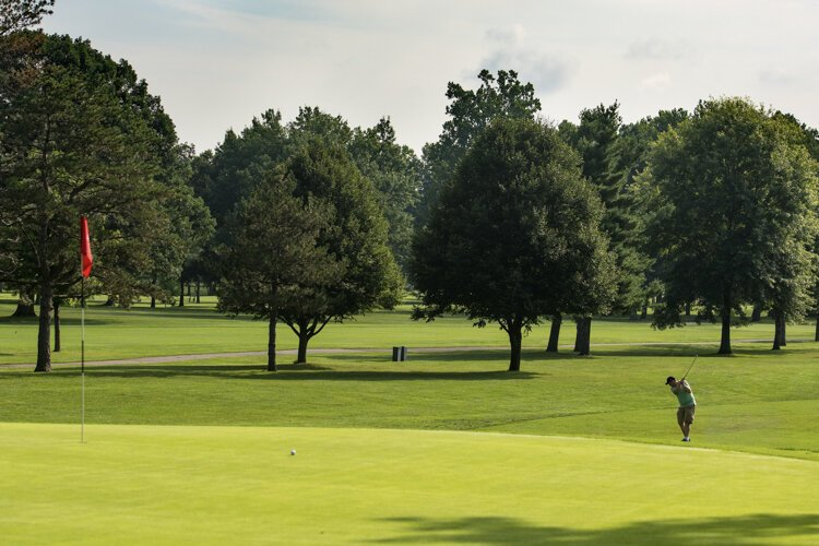 Cleveland Metroparks Big Met Golf Course
