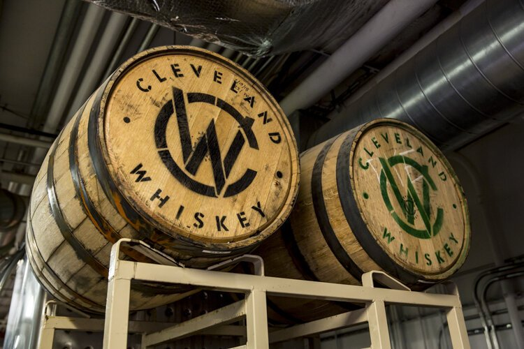 Cleveland Whisky invested in a few new pieces of technology to improve their distilling process, and within three days, the company was bottling hand sanitizer.