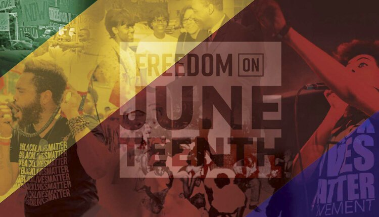 """Freedom on Juneteenth,"" Karamu House's first-ever virtual streaming performance production."
