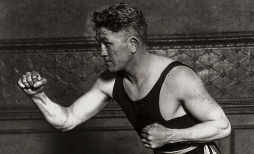 Johnny Kilbane, world featherweight boxing champion from 1912 to 1923